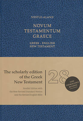 Na28 Greek-English New Testament