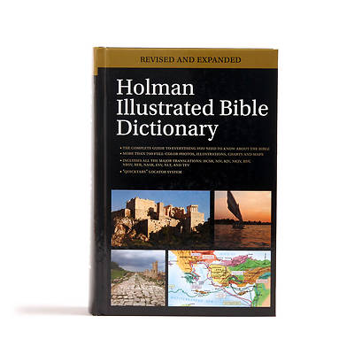 Picture of Holman Illustrated Bible Dictionary