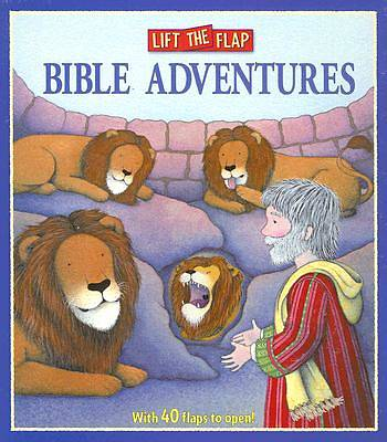 Bible Adventures: Lift-The-Flap