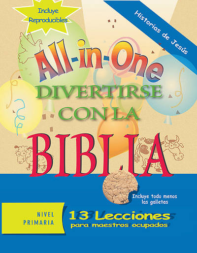 Picture of Divertirse con la Biblia: Historias de Jesús - Con sus amigos (With his friends) Descarga electronica