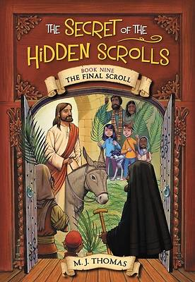Picture of The Secret of the Hidden Scrolls, Book 9