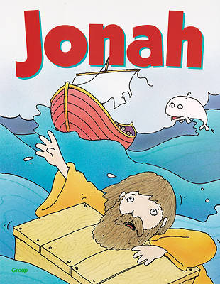 Picture of Bible Big Books - Jonah