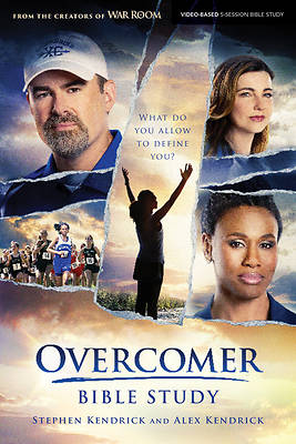 Picture of Overcomer - Bible Study Book