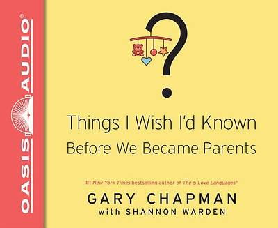 Picture of Things I Wish I'd Known Before We Became Parents (Library Edition)