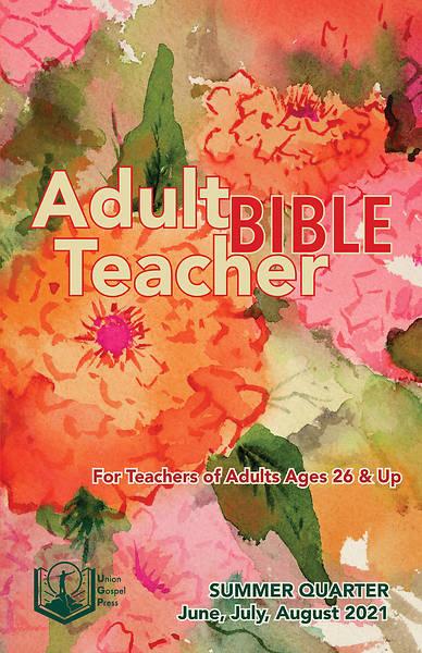 Picture of Union Gospel Adult Bible Teacher Summer 2021