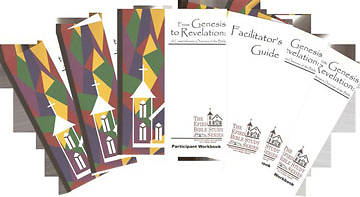 Efird Bible Study Series-  From Genesis to Revelation: A Comprehensive Overview of the Bible Study Kit