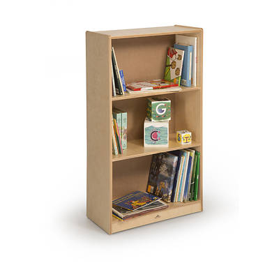 Picture of Whitney Brothers WB0935 Three Shelf Storage Cabinet