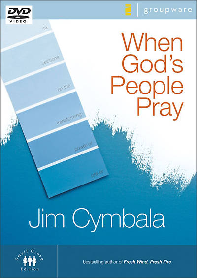 When Gods People Pray, DVD