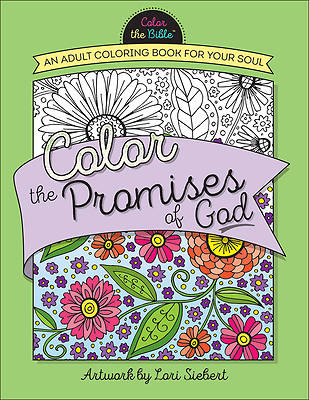 Picture of Color the Promises of God