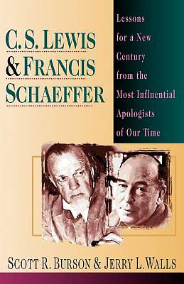 Picture of C.S. Lewis and Francis Schaeffer