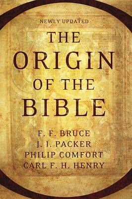 Picture of The Origin of the Bible - eBook [ePub]