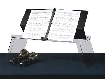 Music Binder Stand Combo