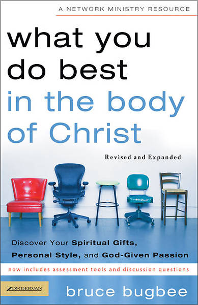 Picture of What You Do Best in the Body of Christ