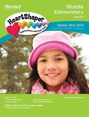 Standards HeartShaper Middle Elementary Teacher Book Winter 2012-13