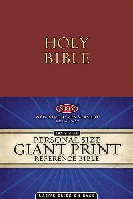 Giant Print Personal Size Reference Bible