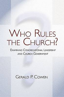 Who Rules the Church?