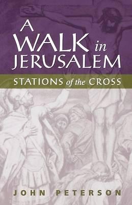 Picture of A Walk in Jerusalem [ePub Ebook]