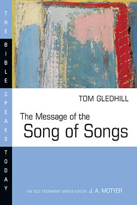 Picture of The Message of the Song of Songs