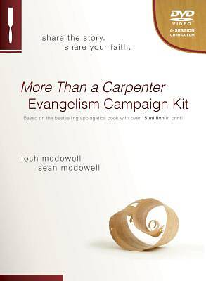 More Than a Carpenter Evangelism Campaign Kit