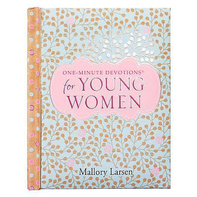 One Minute Devotions for Young Women Hardcover