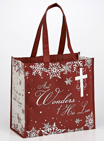 And Wonders of His Love Tote Bag