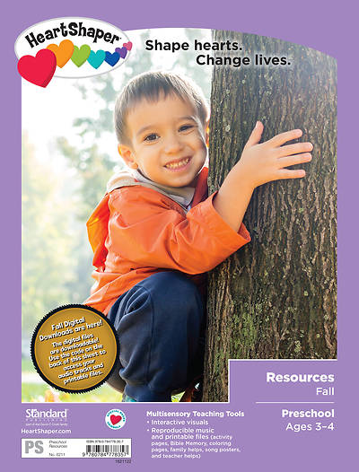HeartShaper Preschool Resources Fall