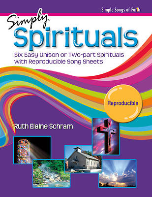 Simply Spirituals Songbook