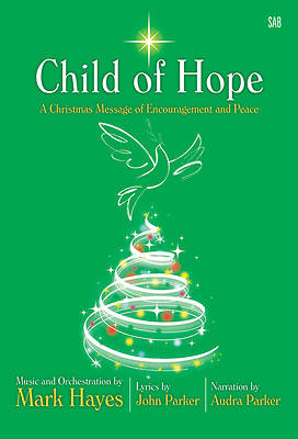 Child of Hope SAB Choral Book