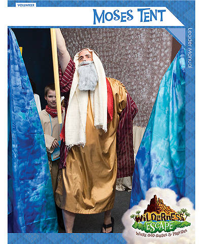 Picture of Group VBS 2014 Wilderness Escape Moses' Tent Leader Manual