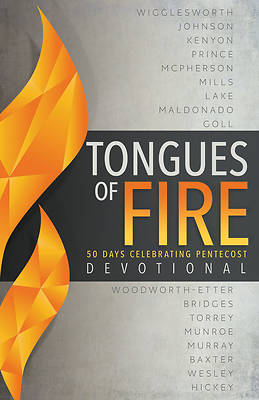 Picture of Tongues of Fire Devotional