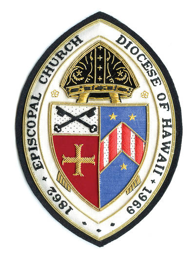 SEAL-DIOCESE OF HAWAII