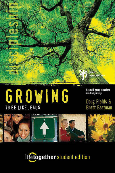 Growing to Be Like Jesus Student Journal