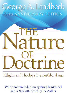Picture of The Nature of Doctrine, 25th Anniversary Edition
