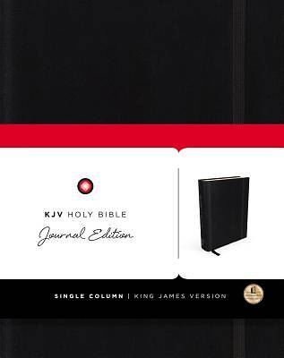 KJV Holy Bible, Journal Edition