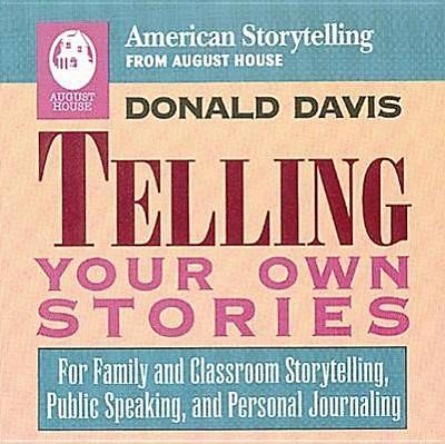Telling Your Own Stories Audiobook
