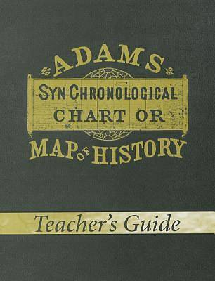 Picture of Adams Synchronological Chart or Map of History
