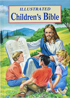 Picture of Illustrated Children's Bible