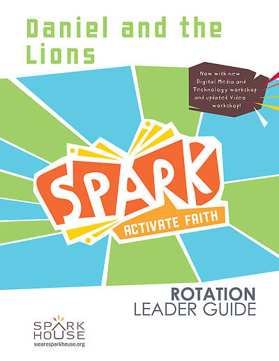 Picture of Spark Rotation  Daniel and the Lions  Leader Guide
