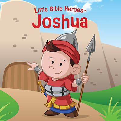 Picture of Joshua, Little Bible Heroes Board Book