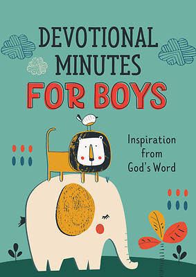 Picture of Devotional Minutes for Boys