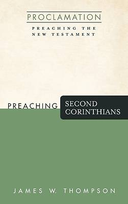 Picture of Preaching Second Corinthians