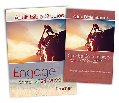 Picture of Adult Bible Studies Winter 2021-2022 Teacher/Commentary Kit