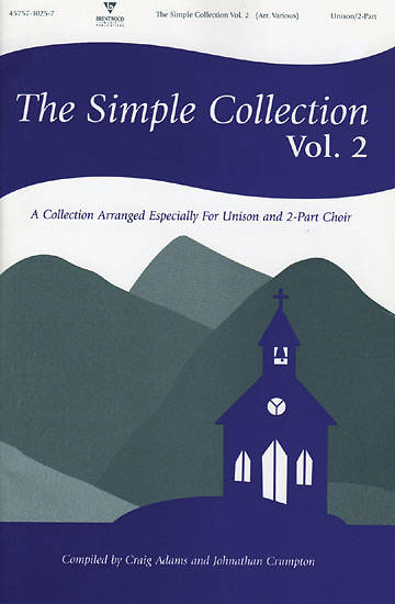 The Simple Collection Volume 2 Choral Book