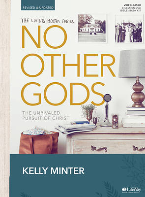 Picture of No Other Gods - Revised & Updated - Bible Study Book