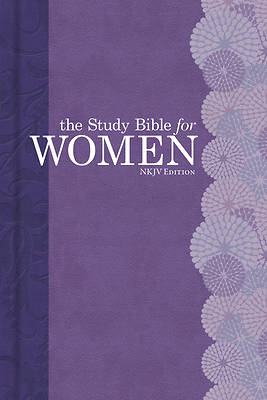 Picture of The Study Bible for Women, NKJV Personal Size Edition Hardcover