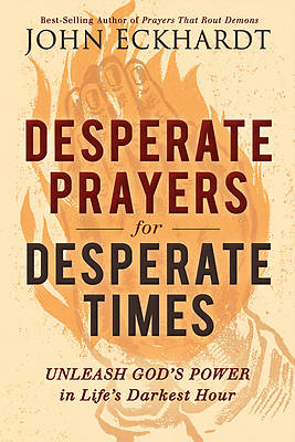 Picture of Desperate Prayers for Desperate Times