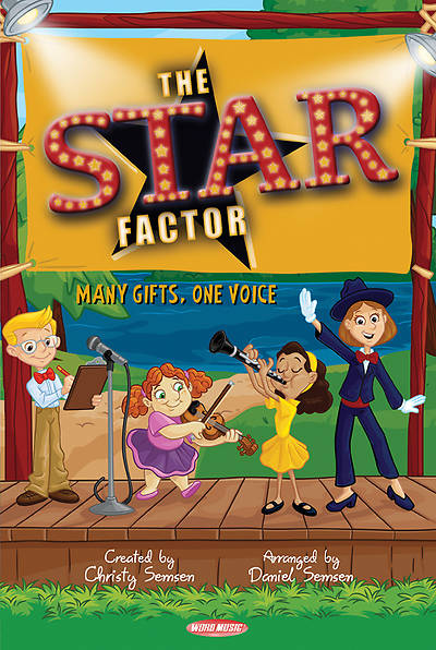The Star Factor - CD Preview Pack