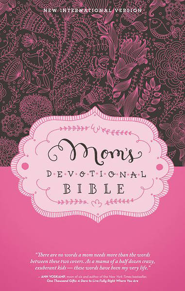 Picture of NIV, Mom's Devotional Bible - eBook [ePub]