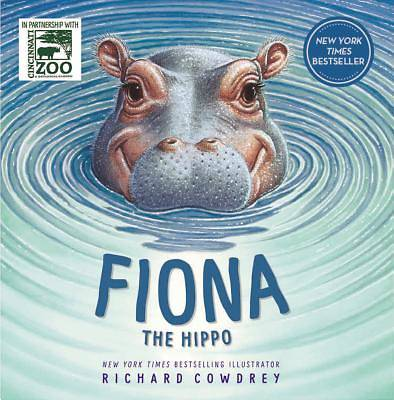 Picture of Fiona the Hippo