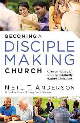 Picture of Becoming a Disciple-Making Church